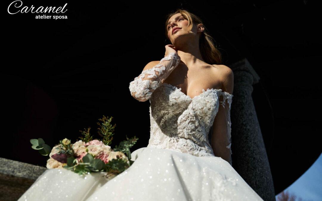 Abiti da sposa in pizzo: eleganza senza tempo
