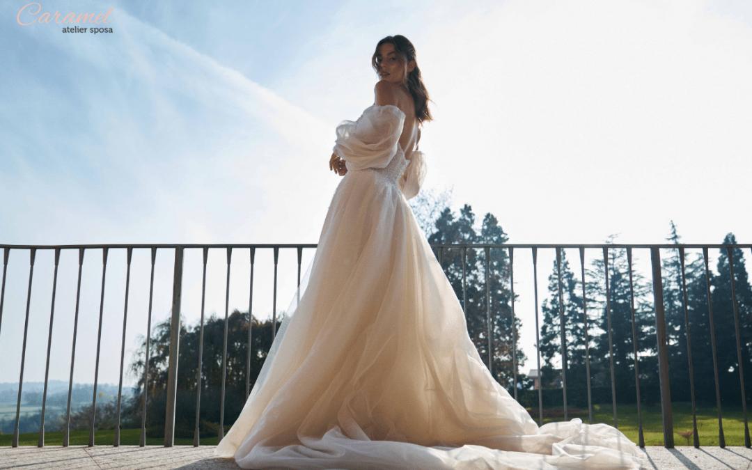 Abito da sposa e carnagione: qual è la giusta tonalità?